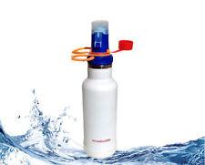 Tennis Bottle (White) - Reusable Sports Bottle By Best Bottle Ever™