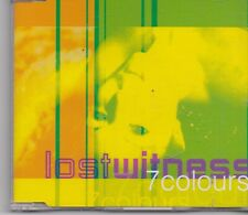 Lost Witness-7 Colours cd maxi single 7 Tracks