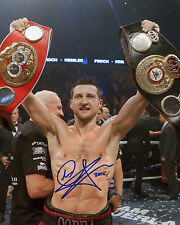 Carl Froch - Former Super-Middleweight World Champion - Signed Autograph REPRINT