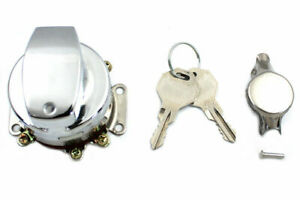 Heavy Duty Electronic Ignition Switch for Harley Davidson by V-Twin