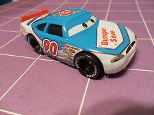 CARS  disney pixar BUMPER SAVE #90 MATTEL SCALA 1:55 NUOVO SFUSO RARO