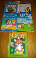 5 1St Grade Phonics Reading Writing Math Work Books Never Written Home School