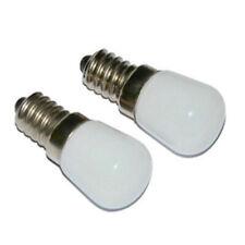 Ampoule à économie d'énergie E14 SES LED blanc chaud pour réfrigérateur 1.5W