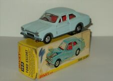 Dinky #168 Ford Escort /Original Box