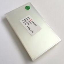 "50x LOT For iPhone 6 Plus 5.5"" Optical Clear Adhesive OCA Glue Film Sheets 250um"
