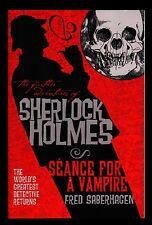 Sherlock Holmes & Séance for a Vampire, Fred Saberhagen, Titan Books, 2010