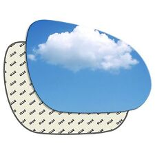 Right hand driver off side wing mirror glass Hyundai i30 Mk1 2007 - 2011 329RS