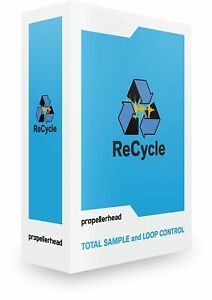 Propellerhead ReCycle 2.2 Education 10 License Pack Loop Control Music Software
