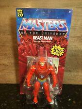 New ListingMasters Of The Universe Origins Beast Man Walmart Exclusive!