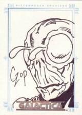 Complete Battlestar Galactica sketch (SketchaFEX) Ovion Czop