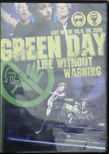 Green Day - Life Without Warning (2007 German All Region NTSC DVD)