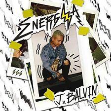 J Balvin Energia CD Latin Pop Reggaeton ft Daddy Yankee Yandel Pharrell Williams