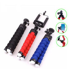 Universal Adjustable Octopus Tripod stand Phone Holder for iPhone/ Android phone
