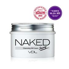 Vdl Naked Washable Cleansing Oil Cream (Strong) 150ml