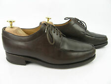 Derby shoes LODING All Leather Dark Brown UK 7,5 / FR 41,5 BE