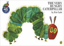 The Very Hungry Caterpillar [ Libro de Cartón] Por Eric Carle ,Tablero Usado,Go