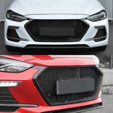Front Hood Grille UNPAINTED For 2017 Hyundai Elantra SPORT