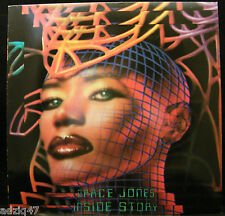 ♪♪ 33 T  VINYL GRACE JONES - INSIDE STORY ♪♪