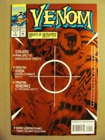 Venom Nights of Vengeance #1 Marvel Comics 1994 Series 9.2 Near Mint-