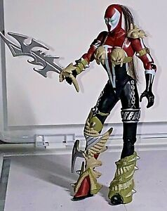 McFarlane Toys She-Spawn Action Figure From 1996 Loose with some accessories