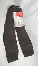 "Youth Football Game Pant Stromgren Black Small 20-22"" waist Integrated 7 Pad New"