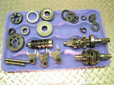 #3113 Honda CX500 Custom Transmission & Miscellaneous Gears / Shift Drum & Forks