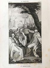 S. ROMUALDO A. Sacchi  - Galerie du musée Napoléon Joseph Lavallée 1804-1815