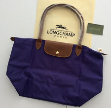 Authentic  Longchamp - Le Pliage  tote bag (Amethyst L)