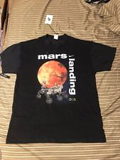 Nike Lab Mars Landing Air Max 90 Tee Shirt Size Small QS Lunar Moon