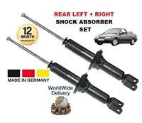 Per Rover Cabriolet 214 216 1.4 1.6 1992-1999 2x Set Ammortizzatore Posteriore