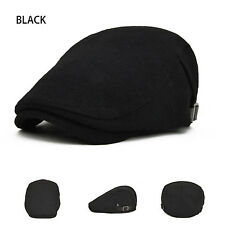 Clearance Mens Cabbie Newsboy Gatsby Hat Unisex Beret Cap Ivy Hat Golf Driving