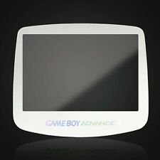 Game Boy Advance IPS Screen Lens White Glass Tempered Holographic Nintendo GBA