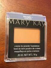 1 PACK - Mary Kay Cream Creme to Powder Foundation, older plastic case, CHOOSE