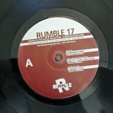 Rumble in the Jungle Collection Vol 17 - 12' vinyl