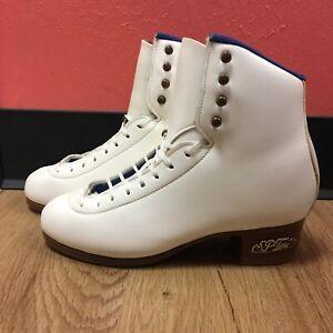 SP Teri Zero Gravity Ice Skates Boot Only Size 5.5 A