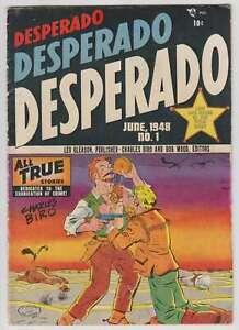 M0467: Desperado #1, Vol 1, F VF Condition