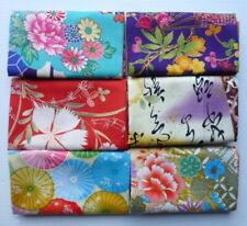 Fabric Fat Quarters 6 Pack Japanese J 18