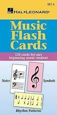 Music Flash Cards - Set a: Hal Leonard Student Piano Library by Hal Leonard Pub…