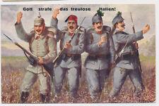 Türkei Ottoman Turkey Waffenbrüder Patriotika Italien Italia  Militär WW1 (TR2