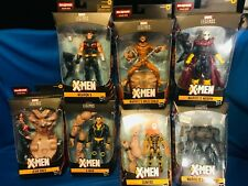 Marvel Legends X-Men series Sugar Man complete baf lot of 7