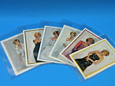 Limited Edition Princess Diana Commemorative 6x Sheet Stamps Dresses w/COA MNH