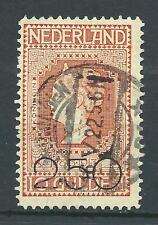 Nederland Opruimingsuitgifte 1920  NR.105 gebruikt zie foto's mooi zegel!!