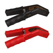 Set Ladezange 850A - / 850A+ Batterieklemme Polzange Batteriezange