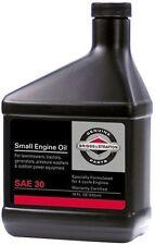 Briggs & Stratton SAE 30 Lawn Mower Engine Oil 18 OZ Bottle 100005