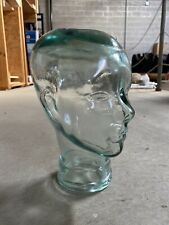 glass head display