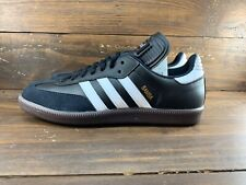 Mens Adidas Samba Classic Black Athletic Indoor Soccer Shoe 034563