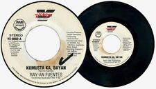 Philippines RAY-AN FUENTES Kumusta Ka, Bayan OPM 45 rpm Record