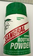 2 Doff SANGRAL Hormone Rooting Powder 50gm Made in England 2x50gm
