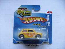 Hot Wheels MORRIS MINI 'Heat Fleet' JAPANESE BLISTER PACK (2)
