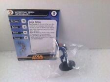 Star Wars Revenge of the Sith 47/60 Iktotchi Tech Specialist (U) Miniature
